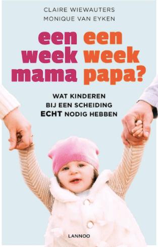 Een week mama, een week papa? - Mies Boekenplank