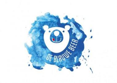 Logo DeBlauweBeer