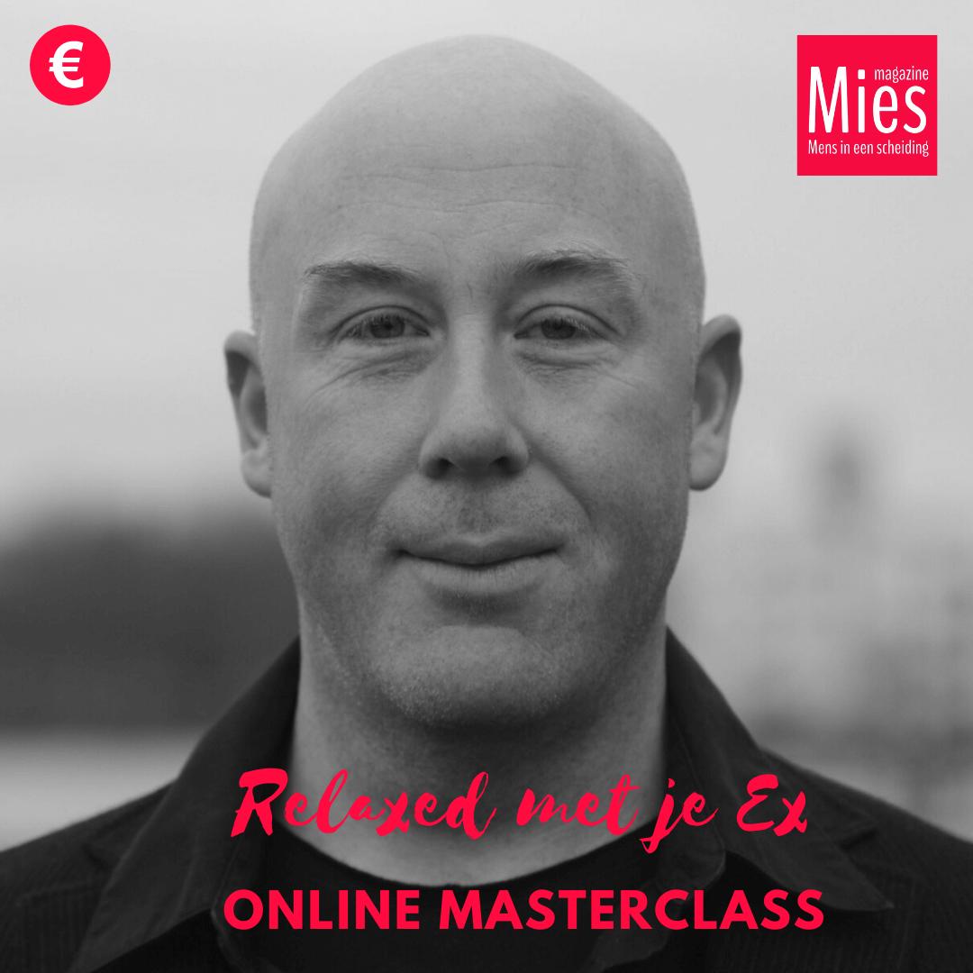 In de Online Masterclass 'Hoe word je relaxed met je ex' krijg je in een uur praktische tools aangereikt om anders in de relatie met je ex-partner te leren staan.