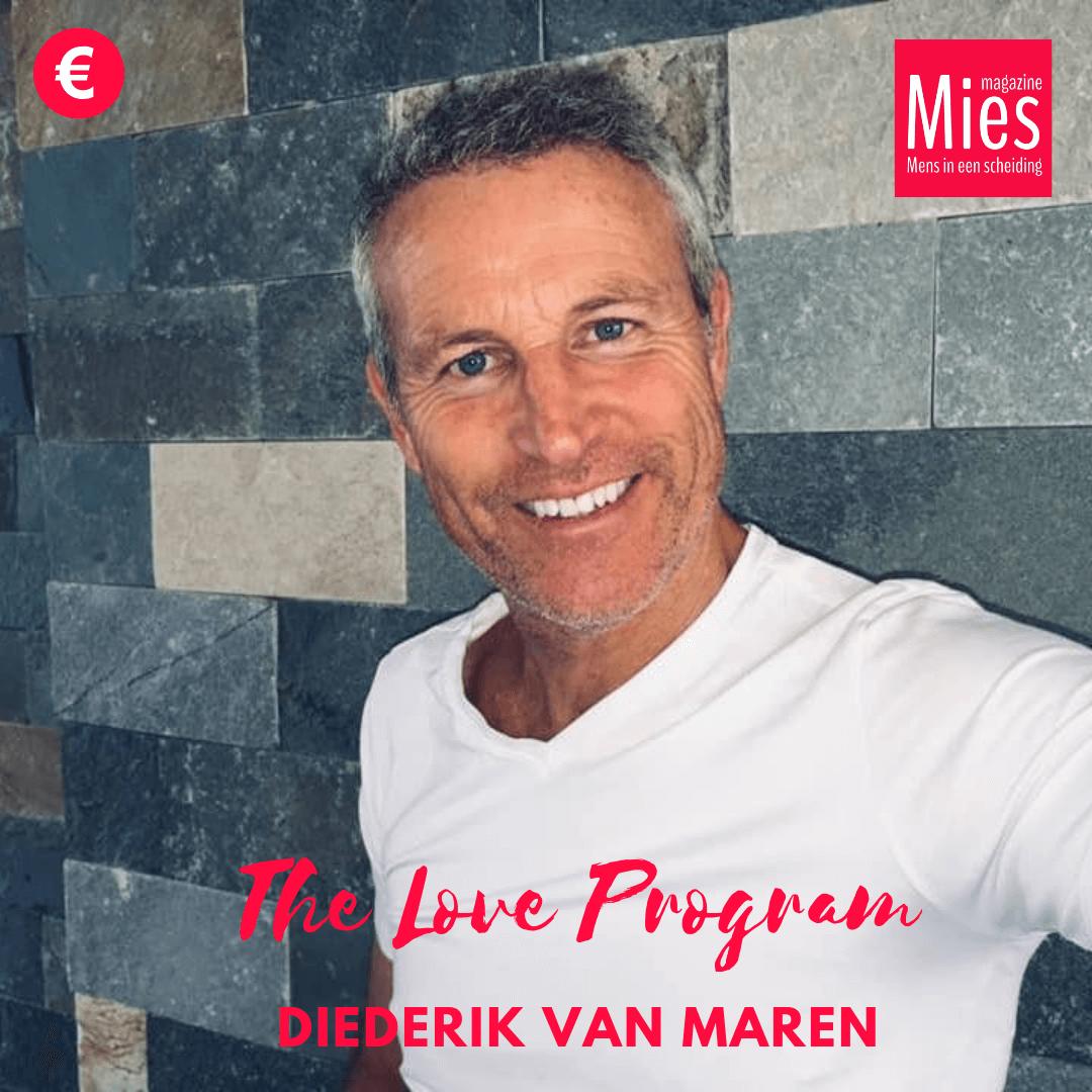 The Love Program een online programma waarin Love Coach Diederik van Maren  je helpt met daten voor de liefde!