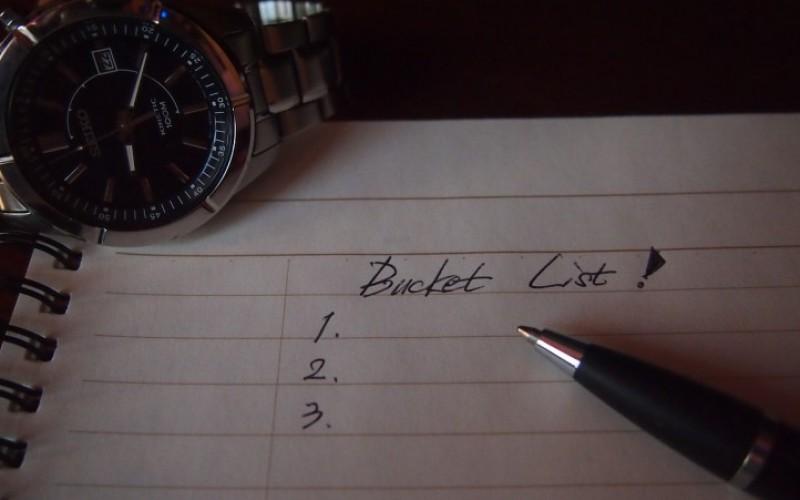 the bucket list 734593_1280